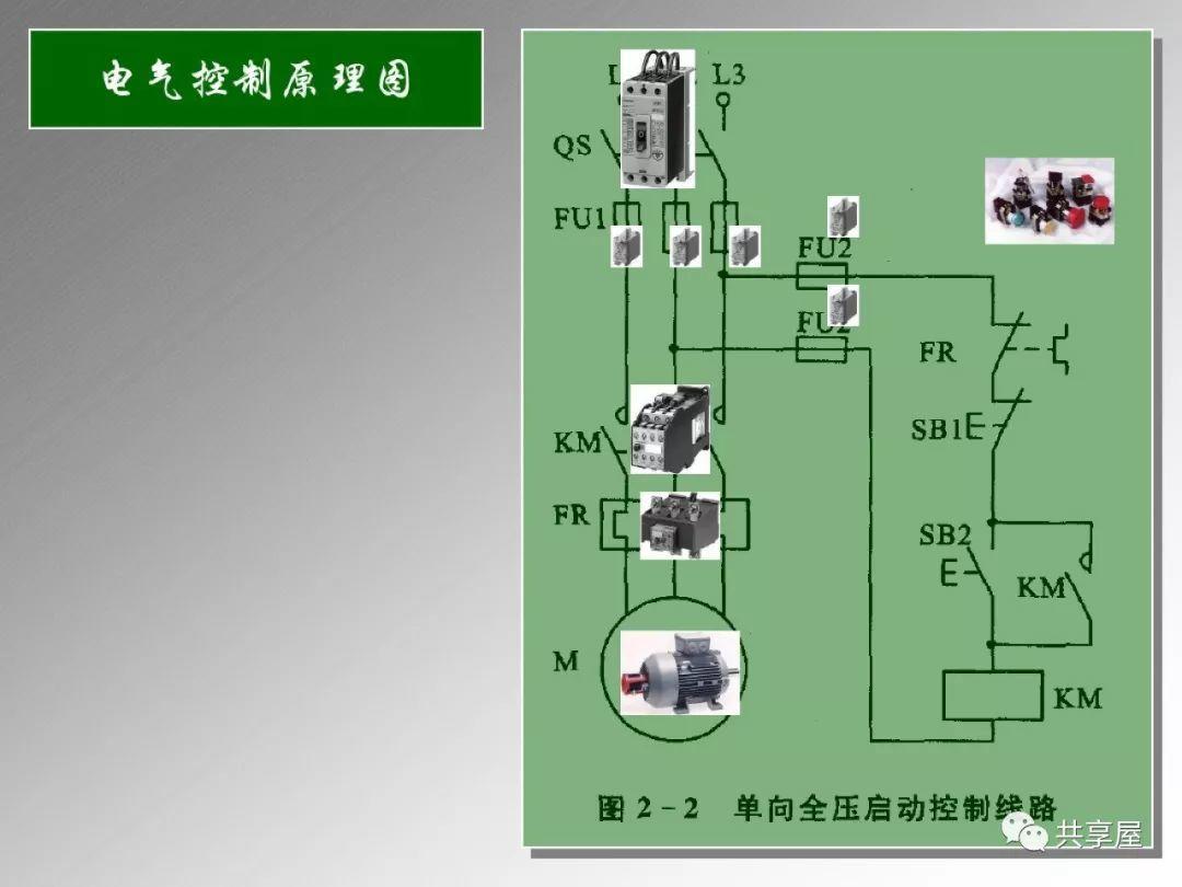 精心为你准备看懂电气原理图的入门教材